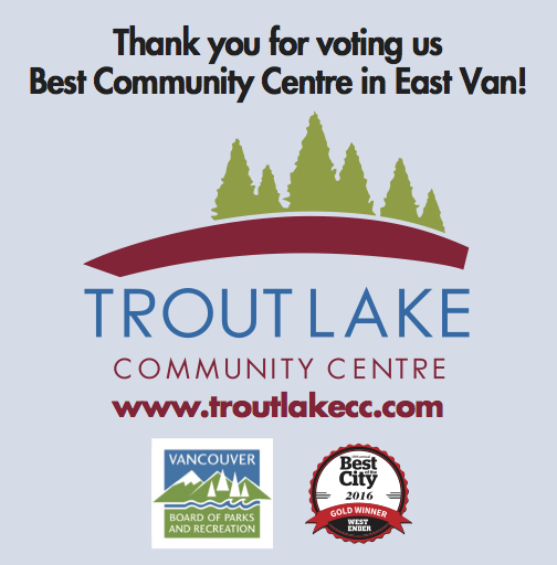 TroutLakeCommunity_Thank You for Voting